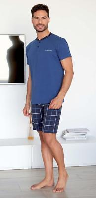 b915be584393 Granchio Pigiama uomo maniche corte e pantaloncino ART.GP726 - ART.GP726